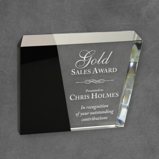 Eclipse Crystal Prism Award